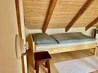 Apartmán se 2 ložnicemi - Lojovice