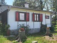 Chata k pronajmutí Březová-Oleško