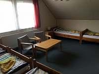 další ložnice v patře