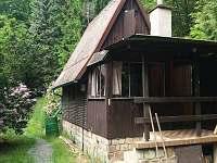 Chata k pronajmutí - dovolená  Slapská přehrada rekreace Třebsín - Závist