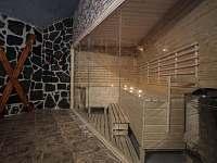 Kamenná jeskyně - apartmán ubytování Praha