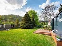Zahrada - chata ubytování Dolní Břežany - Jarov