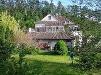 Apartmán na horách - dovolená Brdy rekreace Zadní Třebaň
