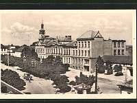 Čelákovice náměstí