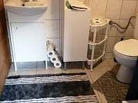 koupelna - chata ubytování Praha 10 - Záběhlice