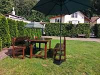 zahrada - pronájem chaty Praha 10 - Záběhlice