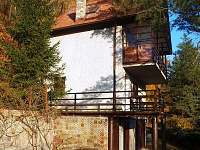 Chata k pronajmutí - dovolená Křivoklátsko rekreace Hředle