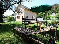 Zbraslav-Strnady chata  pronájem