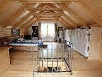 Ložnice - chata k pronájmu Zbraslav - Strnady