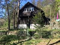 Kamenný Újezdec chata  pronájem