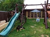 Dětské minihřiště - Ctiněves