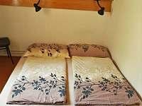 ložnice B - pronájem chaty Vranov - Bučina