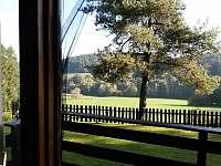 podzim za dveřmi - Vranov - Bučina