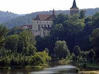 tip na výlet: Sázavský klášter - chata k pronajmutí Vranov - Bučina