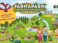 typ na výlet: Farmpark Soběhrdy - chata k pronájmu Vranov - Bučina