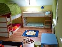 dětský pokoj palandy