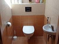 WC první patro
