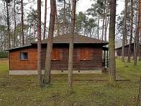 ubytování Nymbursko v chatkách na horách - Hradištko