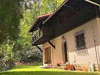 Chata k pronajmutí - dovolená Benešovsko rekreace Masečín