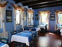Řecká taverna Thessaloniki v Davli - pronájem chaty