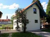 Dobřichovice chata  pronájem