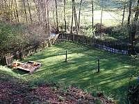 Lesní chata - chata k pronájmu - 10 Malá Hraštice