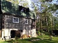 Lesní chata Malá Hraštice - k pronájmu