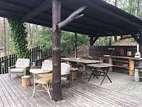 Lesní chata - chata k pronájmu - 6 Malá Hraštice