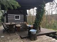 Lesní chata - chata ubytování Malá Hraštice - 5