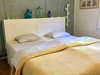 Ložnice - chata ubytování Lhota
