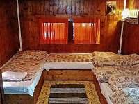 Prostřední ložnice