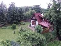 Chata se zahradou Zadní Třebáň - k pronájmu