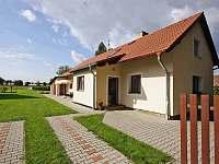 Mirošovice chata  pronájem