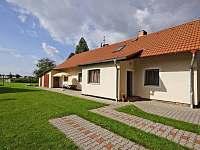 Chata v Mirošovicích - ubytování Mirošovice