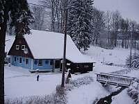 Chalupa k pronajmutí - zimní dovolená Sedloňov