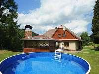 Chalupa k pronajmutí - dovolená Aquapark Žamberk rekreace Těchonín - Celné