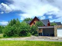 Chalupa Dolní Morava - aktuální foto 6/2020 - k pronájmu