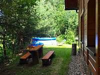 Chalupa Dolní Morava - část A - k pronájmu
