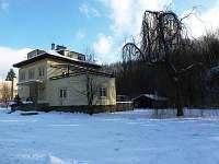 Penzion na horách - dovolená Koupaliště Vamperk rekreace Skuhrov nad Bělou