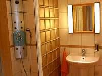 Spodní koupelna+WC - Žamberk