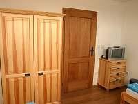 Vrchní ložnice č. 3 - 4 lůžka - Žamberk