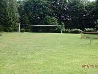 Hřiště pro sportovce