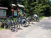 kola na Pěticestí - Říčky v Orlických horách