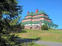 Masarykova chata - apartmán k pronájmu Říčky v Orlických horách