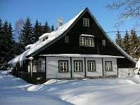 ubytování Bartošovice v Orlických horách Chalupa k pronajmutí