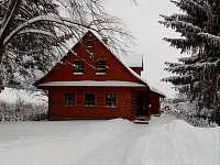 Roubenka pod Klepáčem- zima