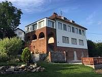 Vila na horách - dovolená Babiččino údolí rekreace Hořičky