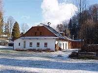 Apartmán na horách - zimní dovolená Kunvald