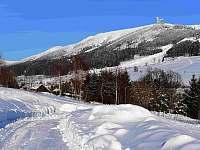 Stezka v oblacích - chalupa ubytování Dolní Morava