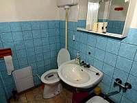 WC přízemí - Dolní Morava